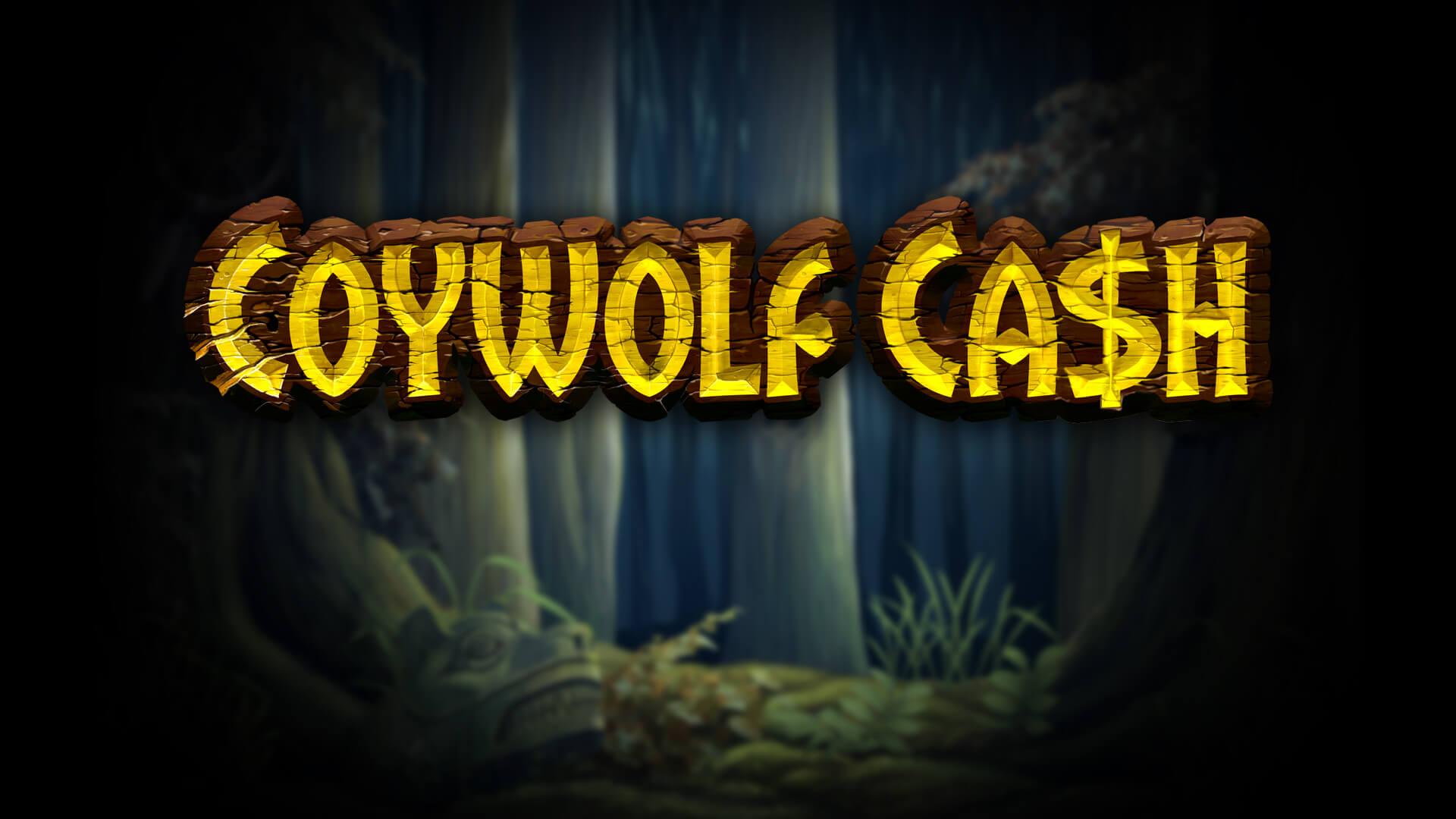 Coywolf Cash (Play'n GO) Slot Review