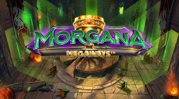 iSoftBet introduced a new slot machine, Morgana Megaways