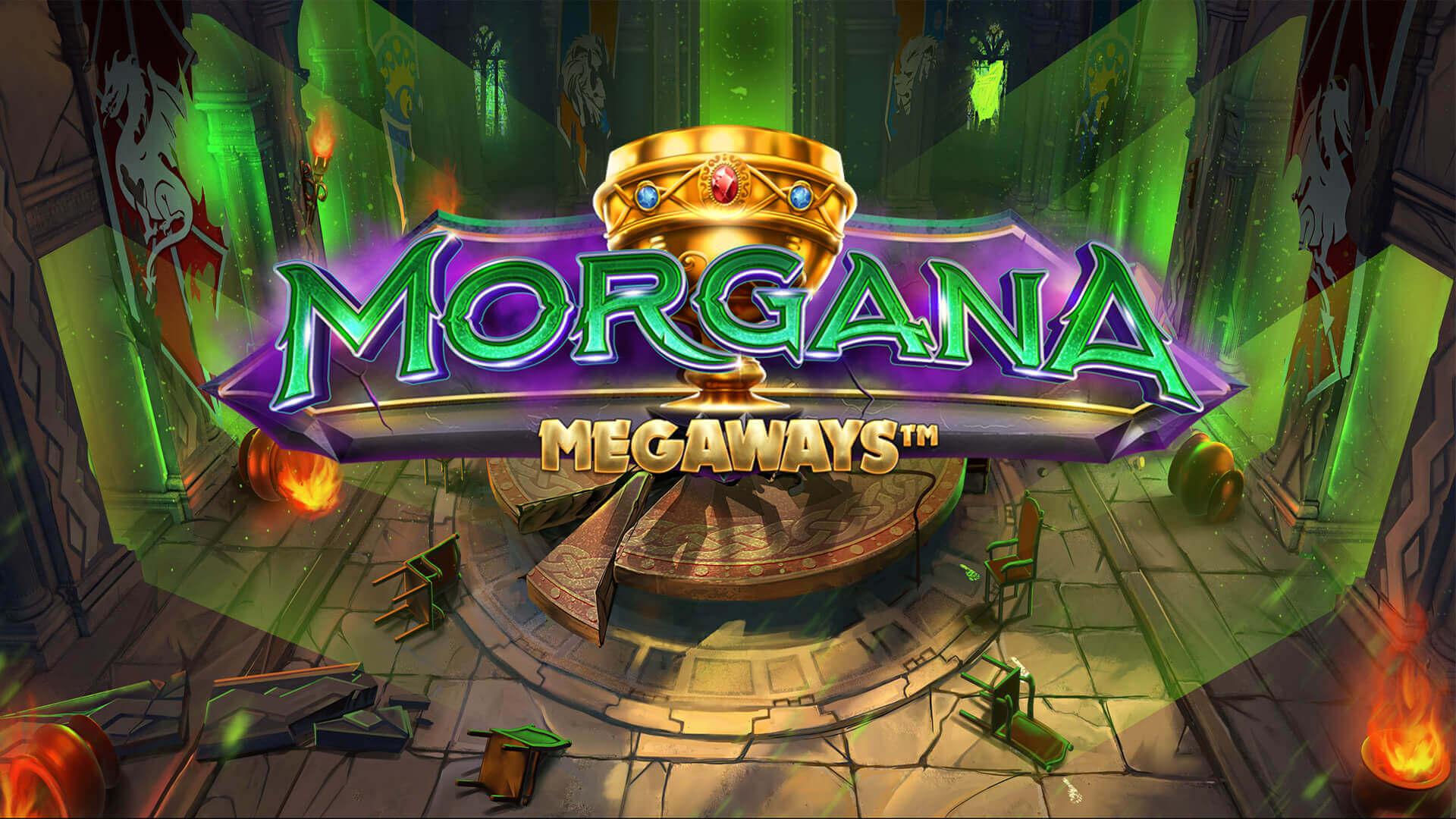 iSoftbet Morgana Megaways slot review