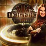 Lightning Roulette from Evolution Gaming
