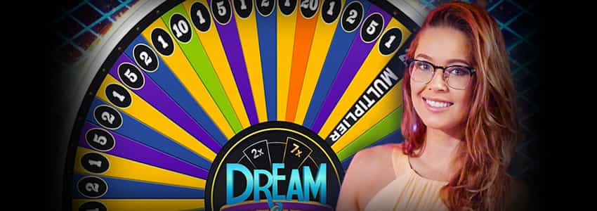 Live Dream Catcher by Evolution Gaming