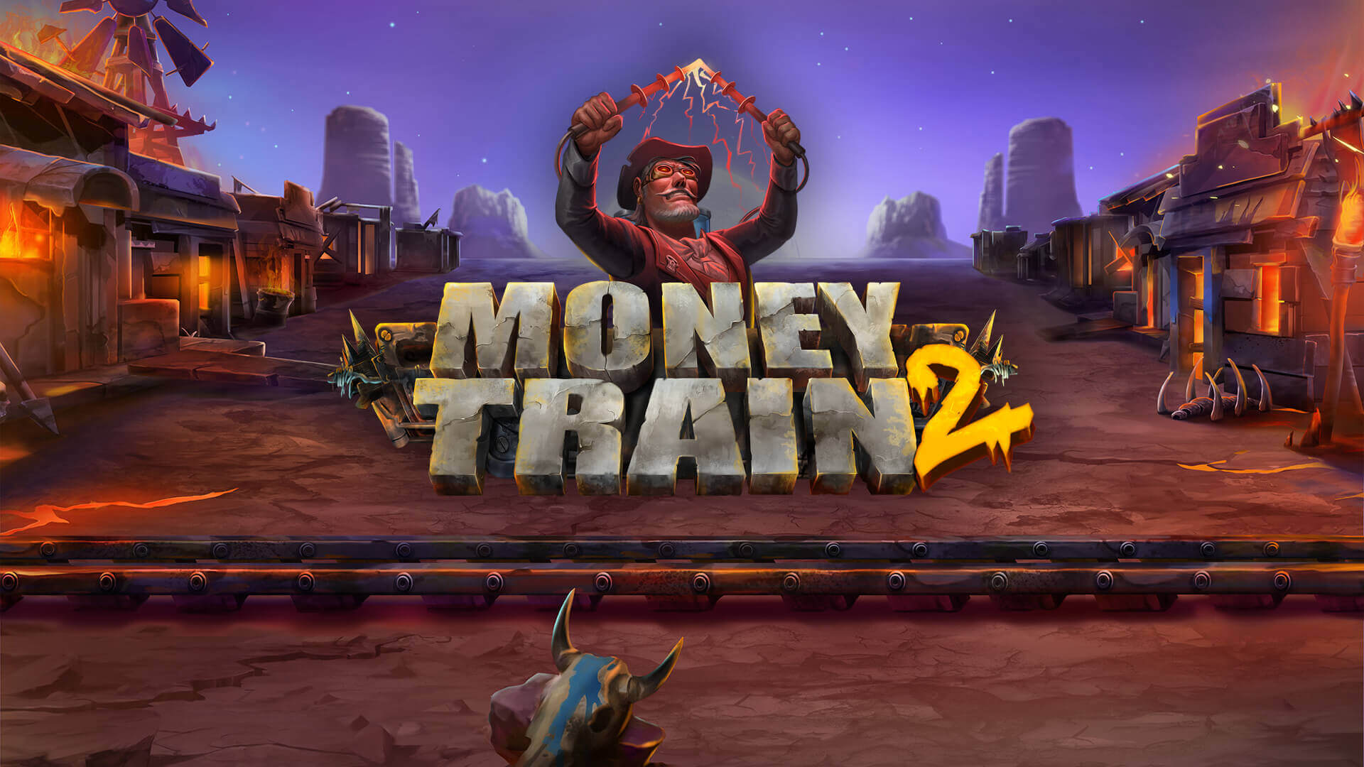 Slot machine Money Train 2 by Relax Gaming
